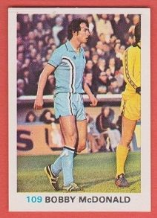 Coventry City Bobby McDonald